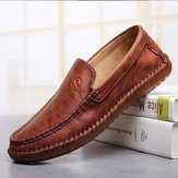 Men Casual Soft Oxfords