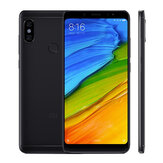 Xiaomi Redmi Note 5 Dual Rear Camera 5.99 inch 4GB 64GB Snapdragon 636 Octa core 4G Smartphone