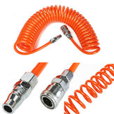 6M 8mmx5mm Flexible Recoil Hose Spring Tube for Compressor Air Tool