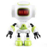 JJRC R9 RUBY Touch Control DIY Gesture Mini Intelligent Voiced Alloy Robot Jouet
