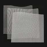 25x20cm Aluminium Modelling Wire Mesh Coarse Sheets Fine/Medium/Thick