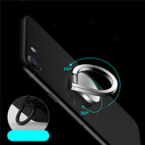 Universal 360° Rotation 180° Foldable Ring Bracket Phone Holder Desktop Stand for iPhone Samsung