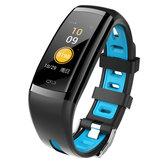 """XANESMI50.96""""TFTÉcrancouleur Smart Watch IP67 Podomètre étanche Moniteur de fréquence cardiaque Fitness Smart Bracelet"""