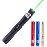 XANES 303 100mw Green Laser Pointer 18650 Battery Burning Laser Flashlight Pen