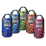 30L al aire libre Deportes Impermeable seca Bolsa mochila bolsa para flotante canotaje kayak cámping