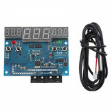 220V 30A -40°C To -300°C LED Intelligent Digital Temperature Controller With Three Windows Synchronous Display