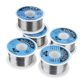 DANIU 100g 63/37 Tin Lead Rosin Core 0.5-2mm 2% Flux Reel Lassen Lijn Soldeerdraad