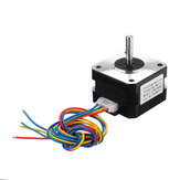 Original 17HS2408S 4-lead 0.6A Nema 17 42 Motor 42BYGH Stepper Motor For 3D Printer CNC Part