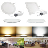 3W Square Dimmable Ultra Thin Ceiling Energy-Saving LED Panel Light