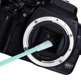 6Pcs Wet Sensor Lens Cleaning Stick CMOS CCD Cleaner Swab For Camera DSLR SLR