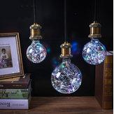 AC85-265V E27 G80 G95 G125 RGB LED Holiday Christmas Fairy Wire Light Bulb for Decoration