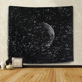 Original Constelación Tapiz Decoraciones caseras de pared Espacio Planet Galaxy Tapiz
