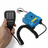 QYT KT8900 136-174/400-480MHz Dual Band 25W Mobile Radio Transceiver Walkie Talkie