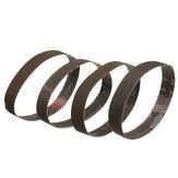 Original 18.8x310mm Lijado Cinturón 180/320/600/1000 Grit Oxido de Aluminio Abrasivo Lijado Cinturón