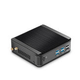 Original XCY X30 Mini PC Intel Core I7-4610Y Barebone 1.7GHz Intel HD Graphics 4200 Windows 10 Dual Core Fanless Mini Desktop PC HDMI VGA WiFi Nettop HTPC