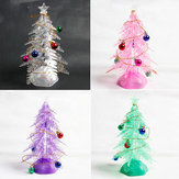 Original LED Decorative Christmas Tree Colorful Music Ball For Christmas Festival Wedding Party Decorations  Decorative Light Shop Home Decorations