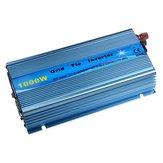 Original 1000W Solar Inversor de conexión a red corriente continua18V / 22V-60V a AC110V / 220V MPPT Inversor de onda sinusoidal pura 50Hz / 60Hz