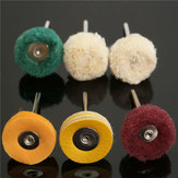 6pcs Polisher Buffer Wheel Polishing Buffing Pad Kit for Rotary Tool