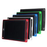 8.5 Inch Niños LCD Tableta electrónica Pintura Msg de escritura Imán Dibujo de tablero