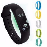 Replacement Colorful Silicone Strap Belt Bracelet Smart Wristband for Xiaomi Mi Band 2