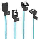 Orico 2 Pack SATA III 6Gbps Cable With Locking Latch