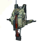 MY DAYS Camouflage Tactical Hunting Gun Bag Backpack Airsoft Paintball Shotgun Daypack