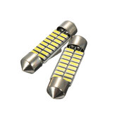 31mm/36mm/39mm/42mm Canbus SMD LED Car Interior Lights Festoon Bulbs Error Free