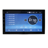 7 Zoll Quad Core Android 5.1 3G WIFI 2-DIN Autoradio Stereo MP5 Player GPS + Kamera
