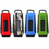 Outdoor Radio Dynamo Survival Solar Self Powered AM FM NOAA Weather Radio Phone Power Bank