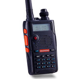 BAOFENG UV-5R 5th Gen 128 Channel UHF 400-520MHz Handheld Dual Band Two Way Transceiver Radio Walkie Talkie