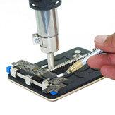 Soporte de PCB universal Soporte de plantilla Soporte de teléfono móvil Reparación SMT Soldadura Reparación de hierro herramienta para iPhone con ranura de IC