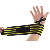 KALOAD Gym Fitness Weightlifting Bracer Wrist Belt Pressurized Joint Protect Sports Bandage Fitness Protective Gear