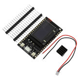 TTGO 16M bytes (128M Bit) Pro ESP32 OLED V2.0 Display WiFi +bluetooth ESP-32 Module For Arduino