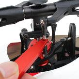 Original ALZRC RC Helicóptero Eje transversal de eje horizontal Tornillo Llave inglesa Llave .05.0