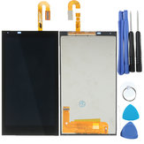 LCD Display Assembly Repalcement Touch Digitizer Screen + Tools For HTC Desire 610