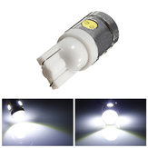 T10 194 168 W5W 2.5W 4-SMD LED Car LED Light Side Wedge Lamp Bulb 12V