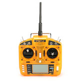 FsFly T-six 2.4GHz 6CH DSM2 Compatible Transmitter For RC Models