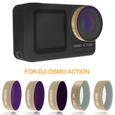 Original Optical Glass Lens Filter UV CPL ND STAR Kit for DJI OSMO ACTION Sports Camera