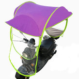 Universal Motor Scooter Umbrella Mobility Sunshade & Rain Cover Waterproof