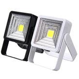 BrightCOBLEDcámpingLinternaSolar Energía recargable de emergencia de senderismo Light16