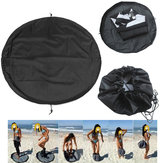 IPRee™ 1.3M Surfing Diving Wetsuit Change Bag Mat Waterproof Nylon Carry Pack Pouch For Water Sports