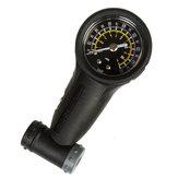 GIYO GG-05 160 PSI Mini Bicycle Tire Air Pressure Gauge Air Tire Meter Measurement F/AV Bicycle Tire Air Barometer