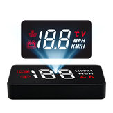 Original JUNSUN U12 150Ma 12V HUD Monitor Support Over-speed Buzzing Alarm