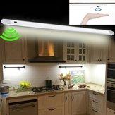 DC12V 50 CM 7 Watt Hand Wave Sensor 60LED Kabinett Starre Streifen Licht für Bar Küche Badezimmer Wohnkultur