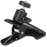 Multifunctional Laser Level Clamp Holder Grip Mount Stand Bracket with 1/4'' Adapter
