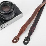 Original Correa Cámara de hombro Cuello de cuero para Leica SLR DSLR sin espejo