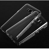 Ultra Thin Clear Transparent Hard PC Back Case Cover for Samsung Galaxy S8