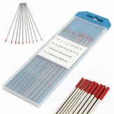 10 stuks 2 procent Thoriated WT20 TIG Tungsten Electrode Assorted
