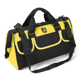 Portable Tool Bag Heavy Duty Storage Pouches Contractor Hardware Case Carry/Shoulder