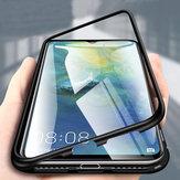 BakeeyEtuideprotectionenverre trempé pour métal à adsorption magnétique à 360 ° pour Huawei Mate20